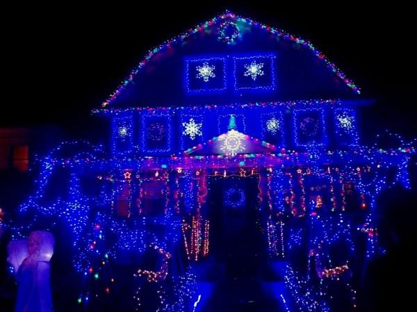 christmas lights usa # 38
