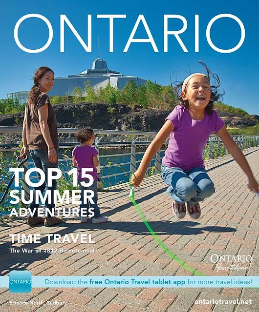 Ontario Summer Magazine