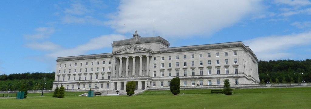 Parlamento de Stormont Belfast Ulster Irlanda del Norte 01