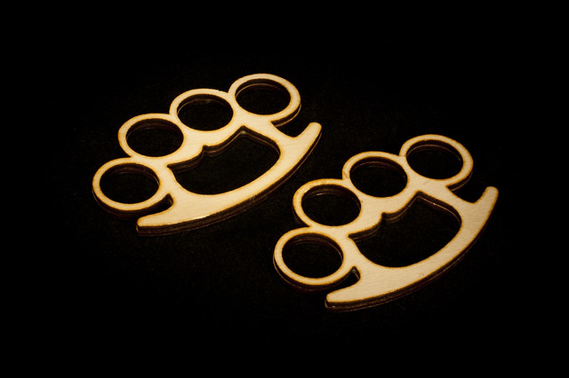 Wooden Knuckles