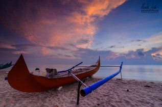 Serdang Beach, East Belitung