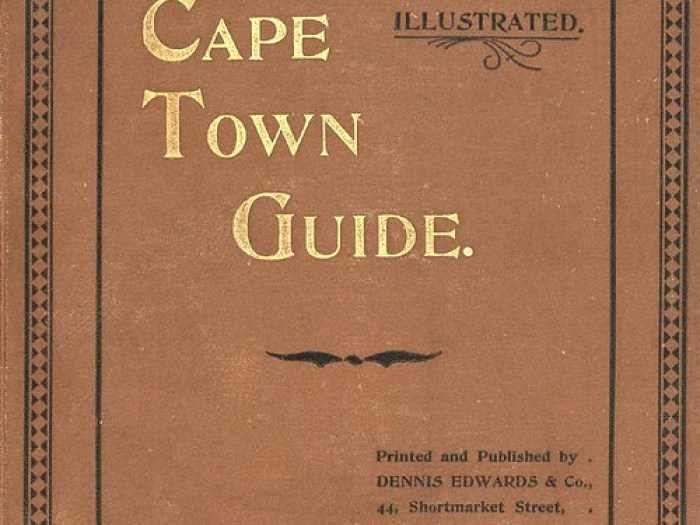 The Cape Town Guide 1897 Cover