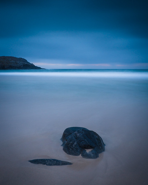 Tranquility at Dalmore, Isle of Lewis. 4:5 Crop