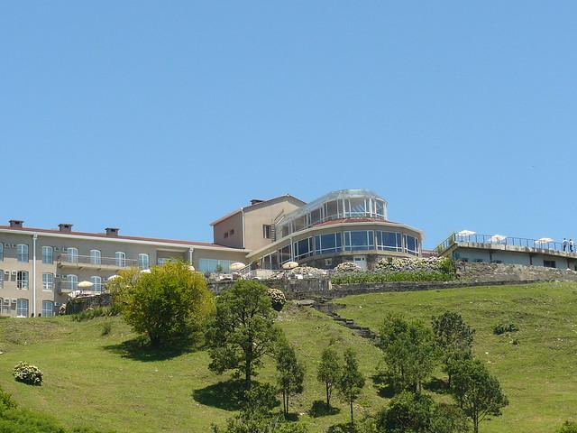 Vista desde la ciudad de San Miguel de Tucuman