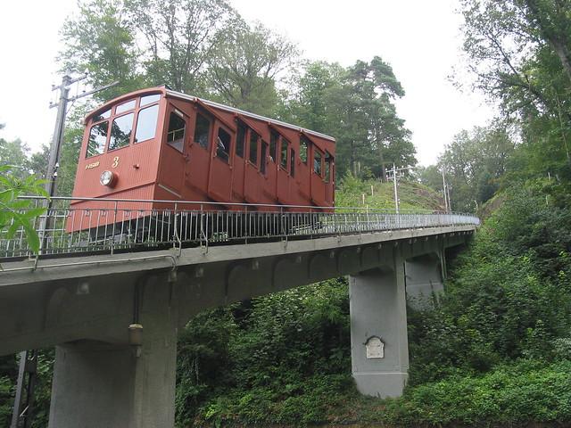 Funicular Railway Heidelberg