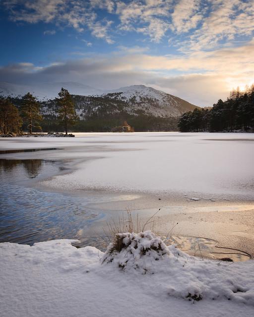 Winter Lochan Eilein II