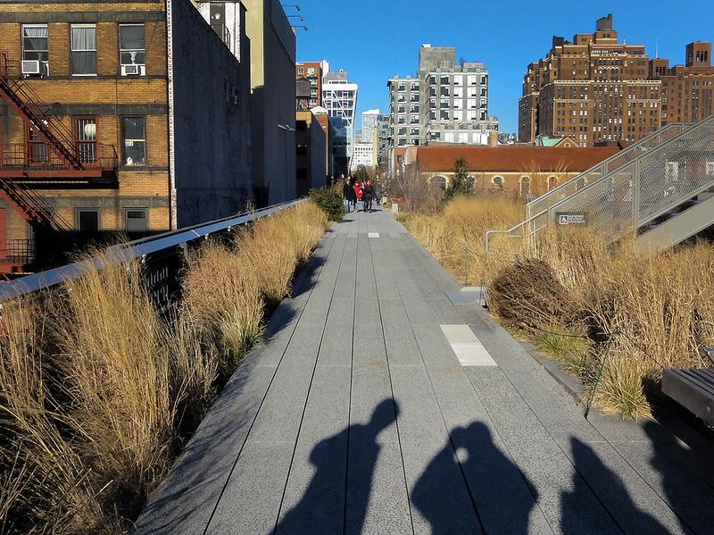 New York City High Line Park