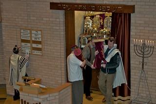 Chanukah at Etz Chaim