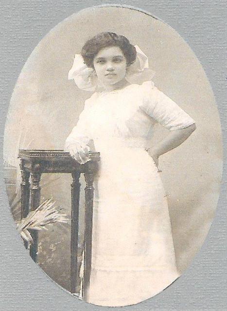 Young Ignacia Bordallo Butler
