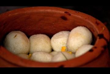 Rosogolla...Indian sweets