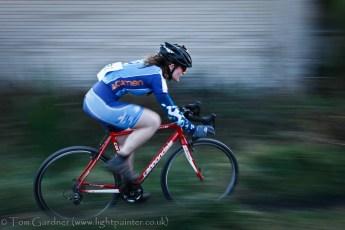 Cyclocross rider