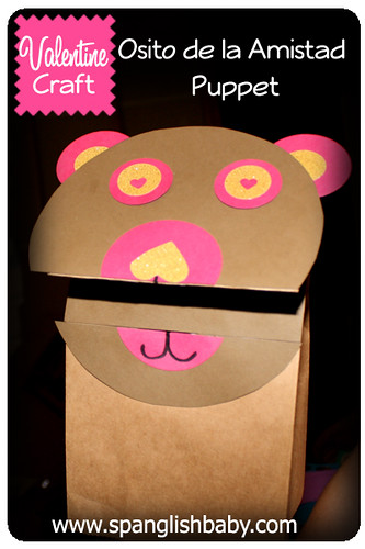 Spanglish Baby Valentine Craft