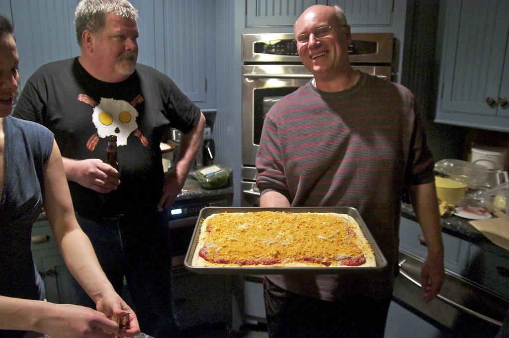 The Great Tupper Lake Pizza Party of 2012