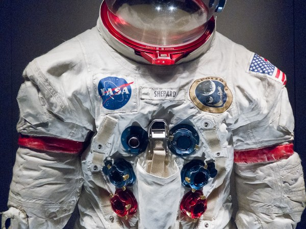 Astronaut Space Suit | Real NASA astronaut Space Suit as ...