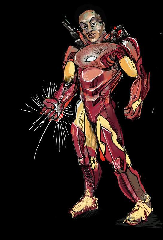 Adarsh Iron Man