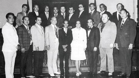 The 13th Guam Legislature, 1975