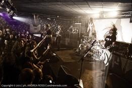 Exodus + Heathen + Suicidal Angels