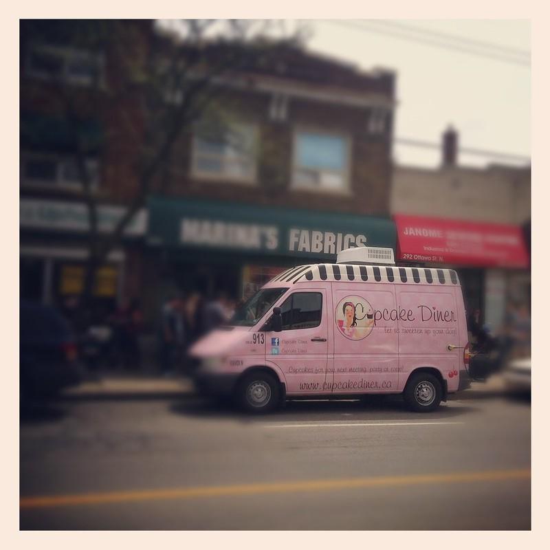 The Cupcake Diner - Hamilton, Ontario