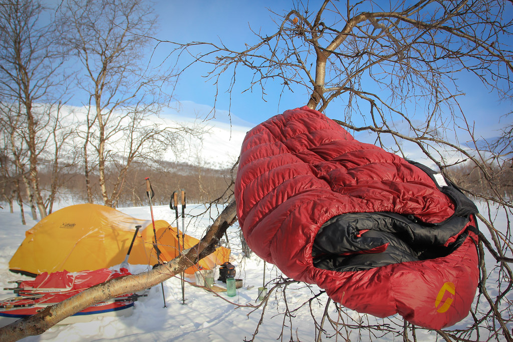 Sarek Winter Traverse 2012