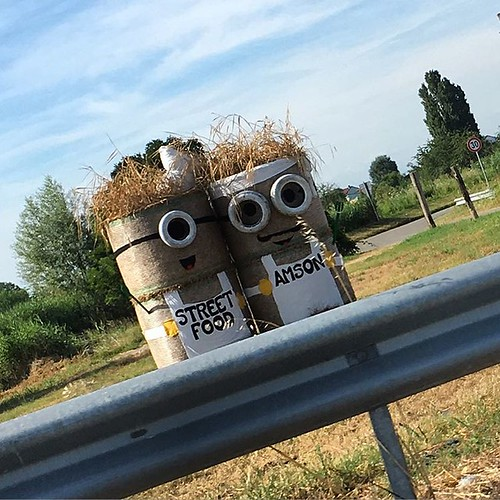 there's something strange here... #Minions whattt?? | Flickr