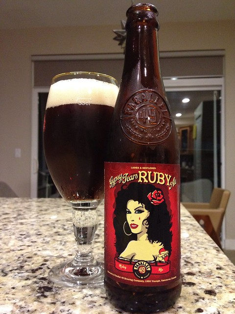 Gypsy Tears Ruby Ale from Parallel 49 Brewing