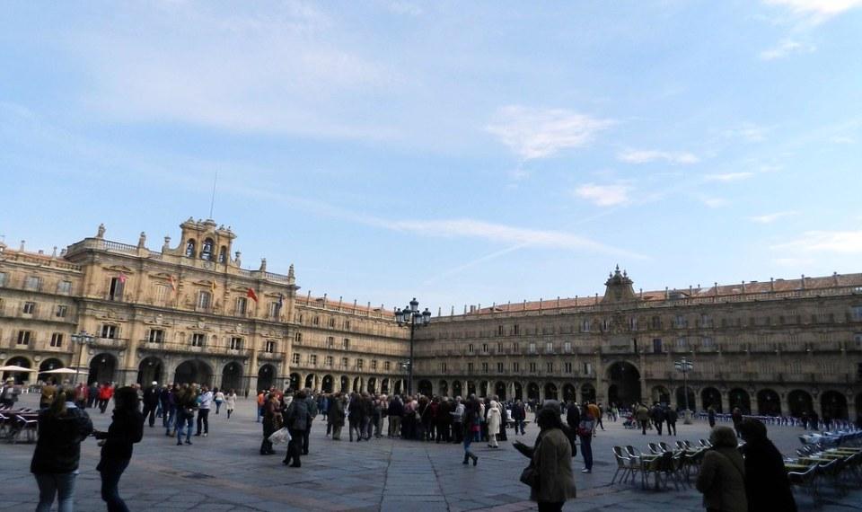 Plaza Mayor Salamanca 01