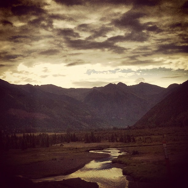 Morning Departure from Telluride