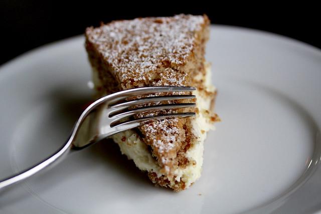 Amalfi Pear & Ricotta Cake - 37