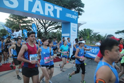 Pocari Sweat Run 2012