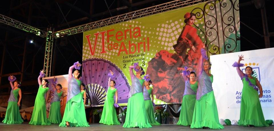Volantes de Compas VI Feria de Abril 2013 Las Palmas de Gran Canaria DSC_0873