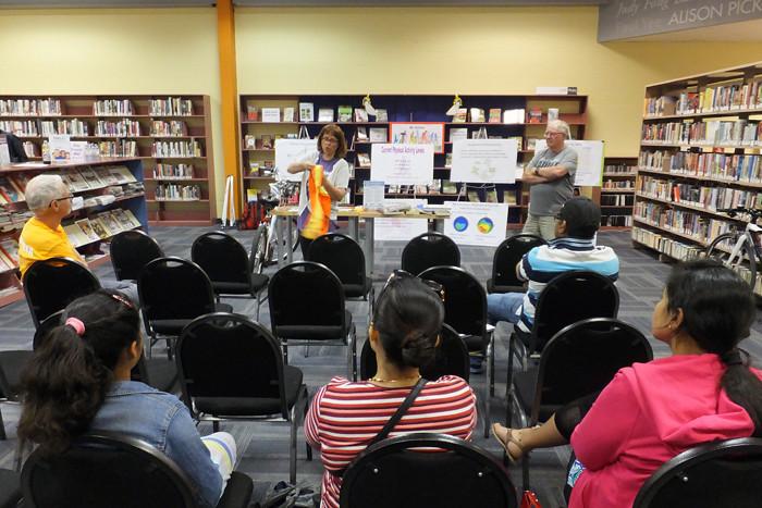 2016 15 Library Spotlight Presentation South Fletchers_700