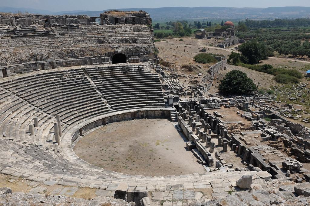 Theater of Miletus