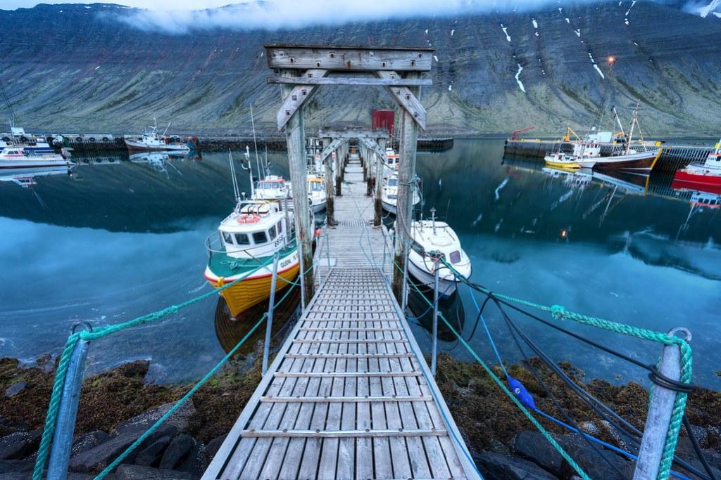 Adventures in Ísafjörður - West Fjords, Iceland