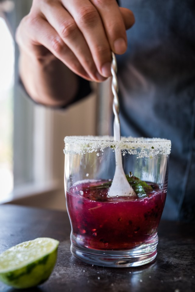 stirred, not shaken