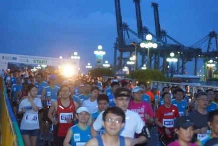 Standard Chartered Marathon 2013