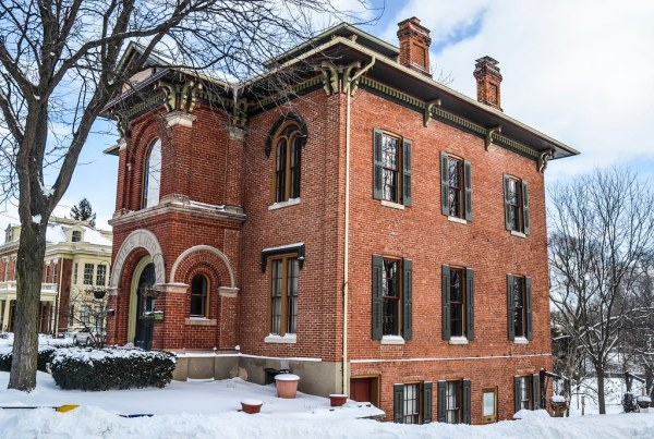 Ladies Library Building | The whole building in Ypsilanti ...