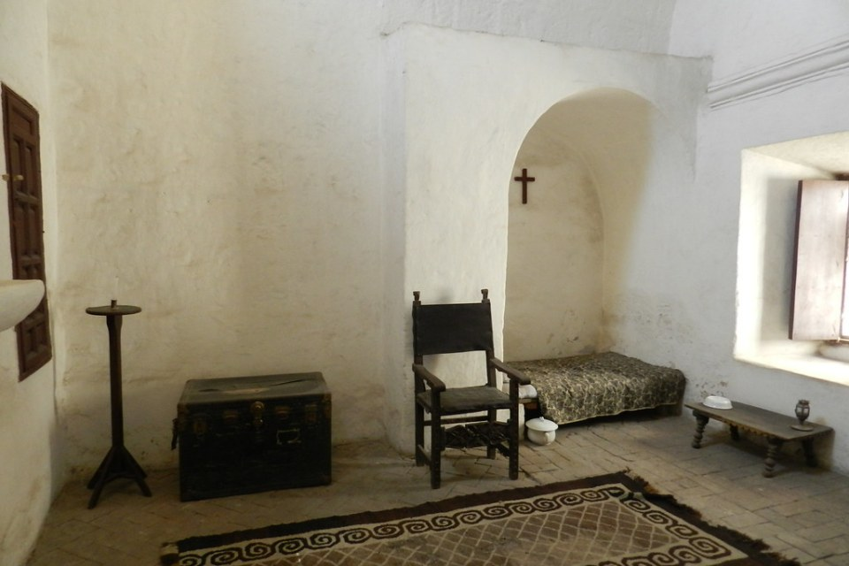 Arequipa Convento de Santa Catalina celda de las monjas Peru 10