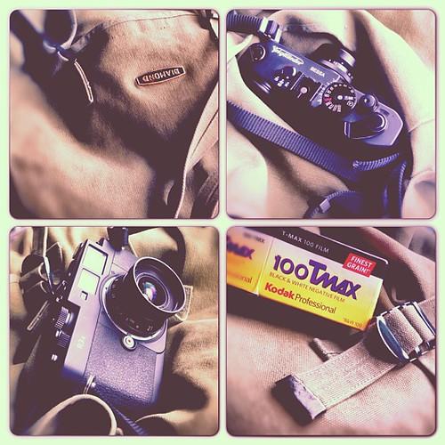 Voigtlander Bessa R3A 35mm Rangefinder