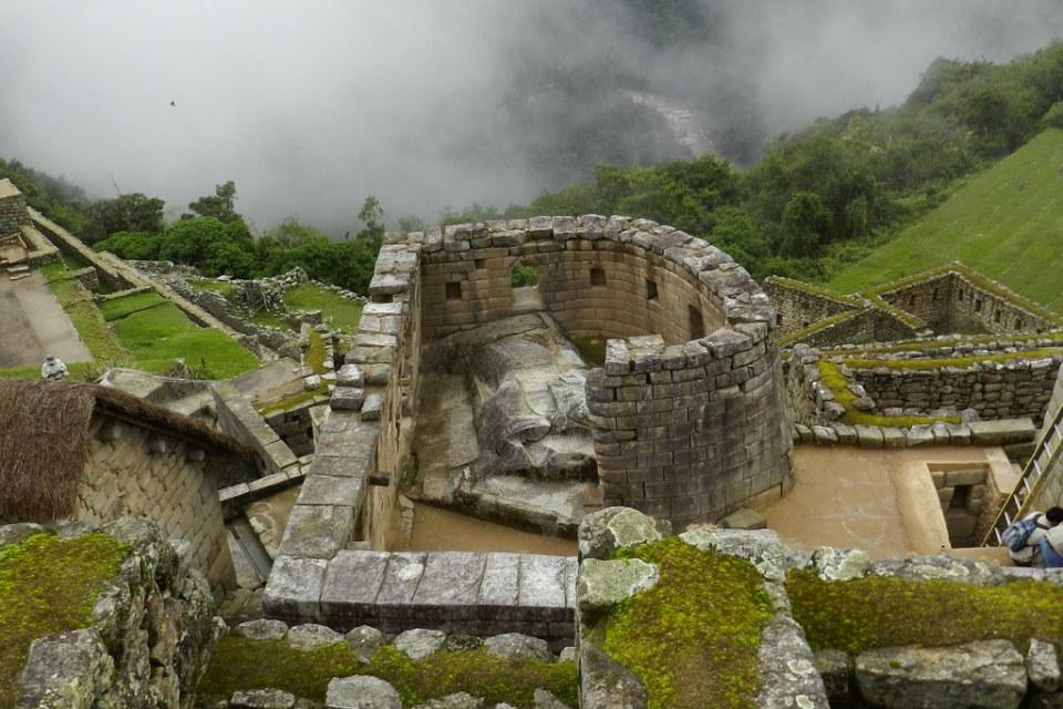 torreón Templo del Sol Machu Picchu Peru 03