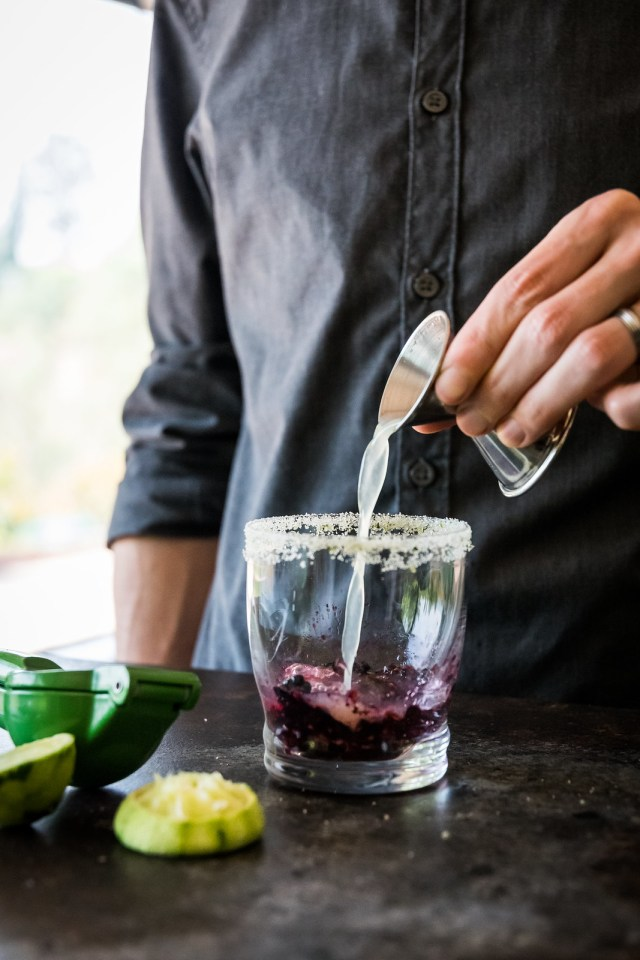 fresh-squeezed lime juice