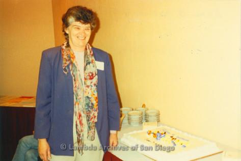 National Organization for Women, Susan B. Anthony Awards 1992: Jeri Dilno