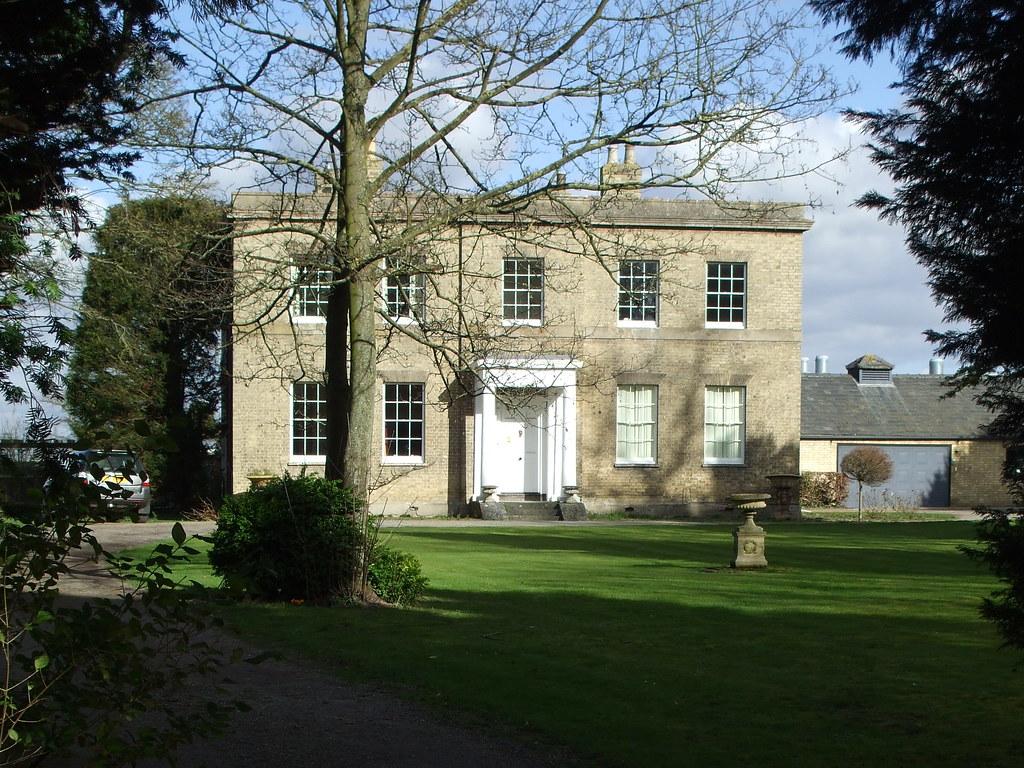 Teversham Hall 2014-02-21   Built in 1837 for a Mr Lane; des…   Flickr