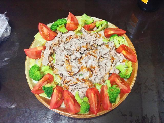 Reishabu salad!!!