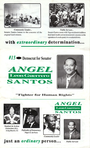 Angel Santos Pamphlet