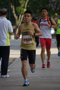 Mizuno PAssion Mt Faber Run 2013