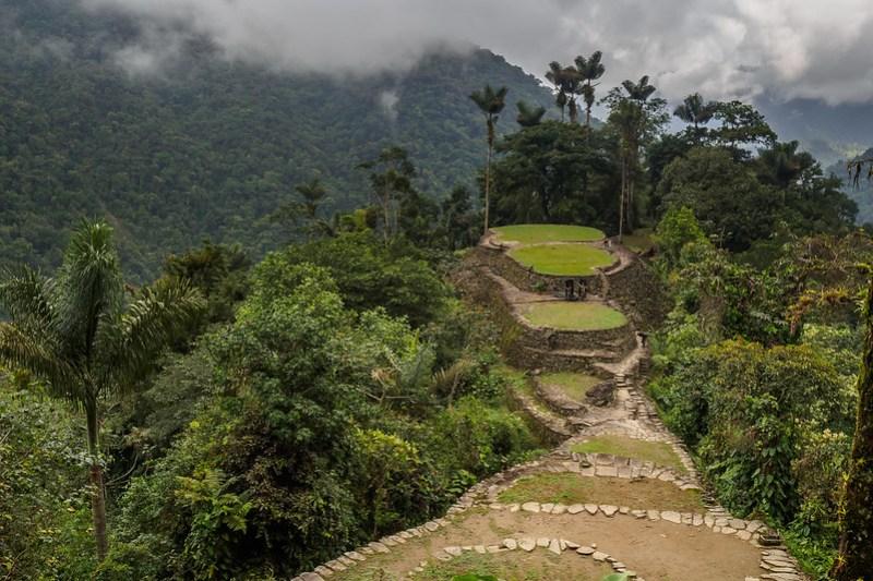 Trekking to Ciudad Perdida, Magdalena - Colombia