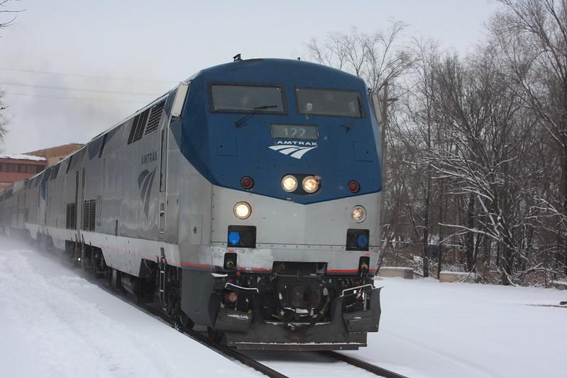 Snow Trains
