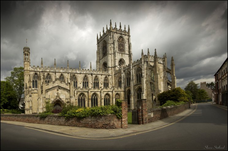 St Mary's Church Beverley