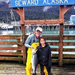 Fish in Alaska
