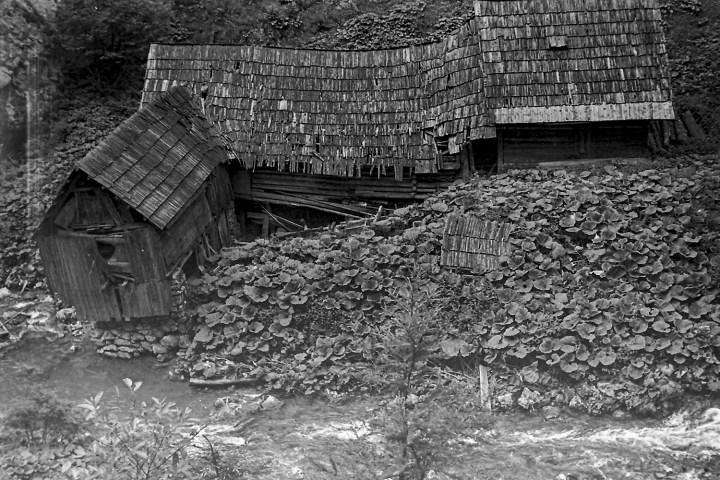 old mill III